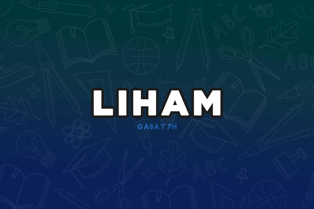 Ano ang Liham