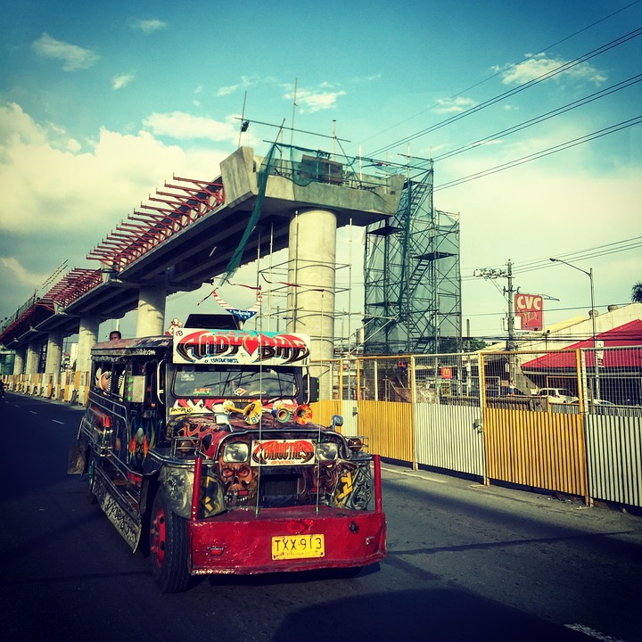 pambansang sasakyan jeepney