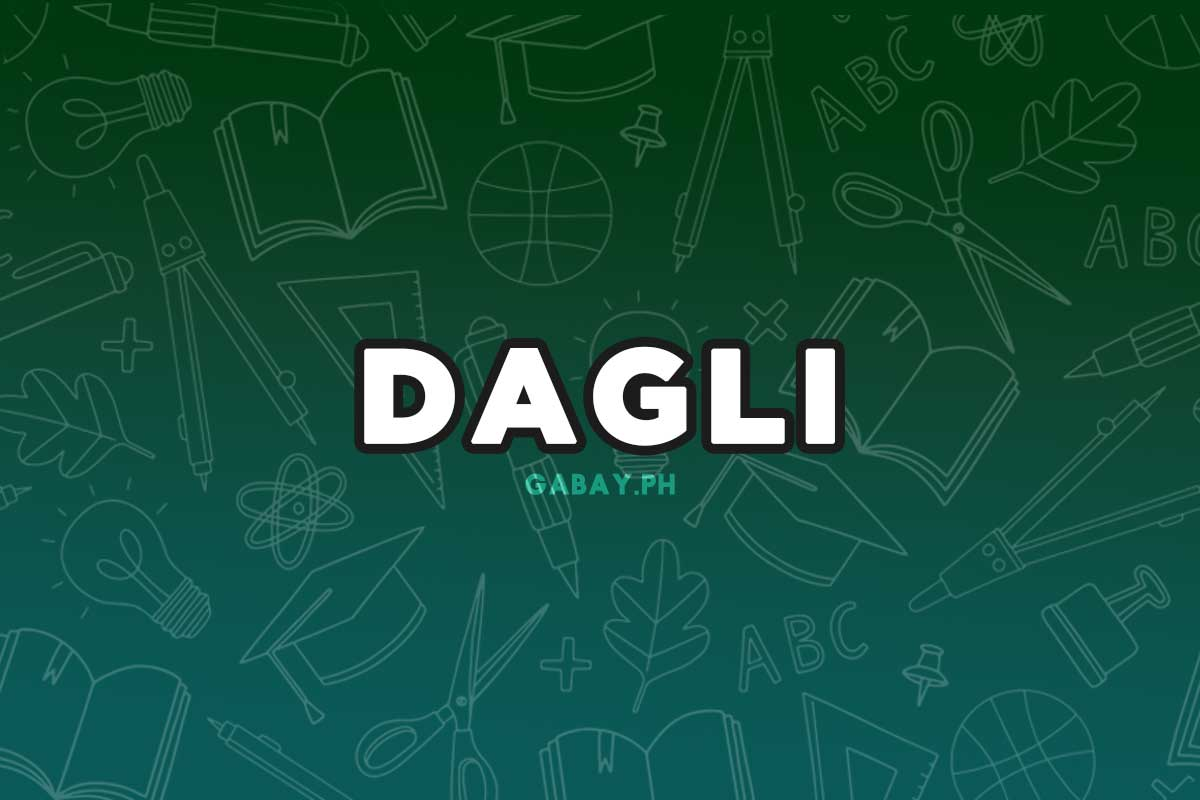 ano ang Dagli