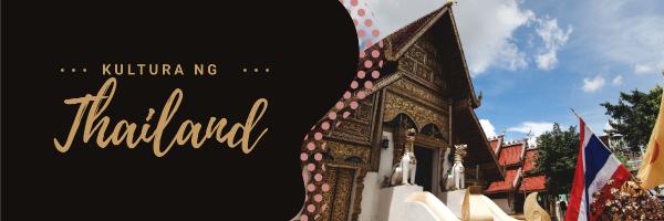 Kultura ng Thailand