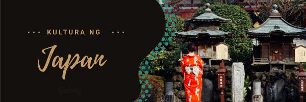 Kultura ng Japan