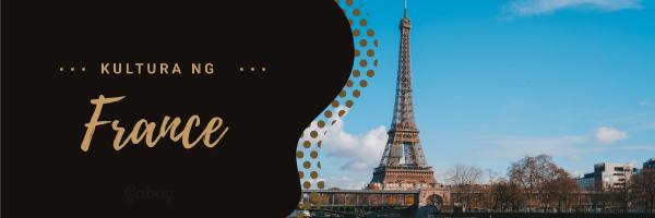 Kultura ng France