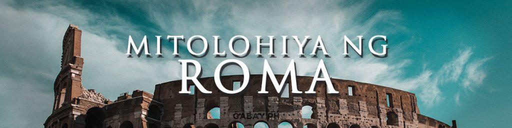 mitolohiya-ng-roma