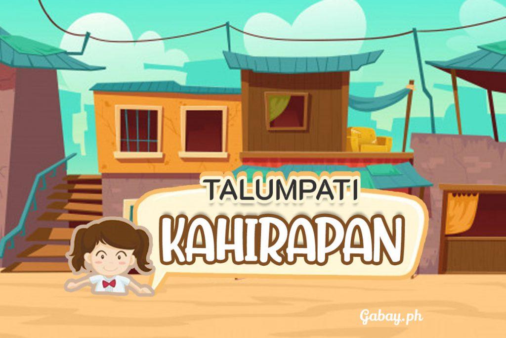 Halimbawa ng Talumpati