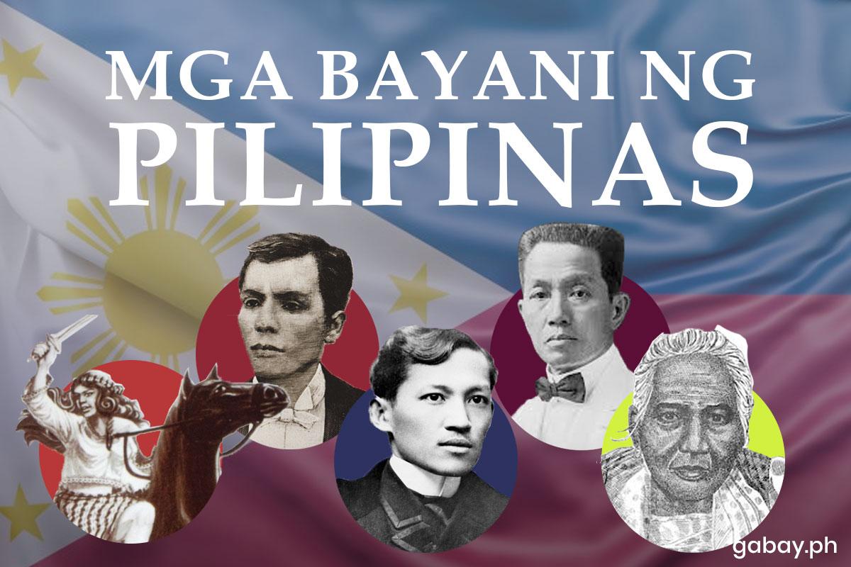 Mga-Bayani-ng-Pilipinas