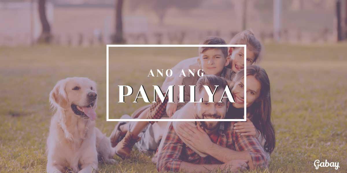 ano-ang-pamilya