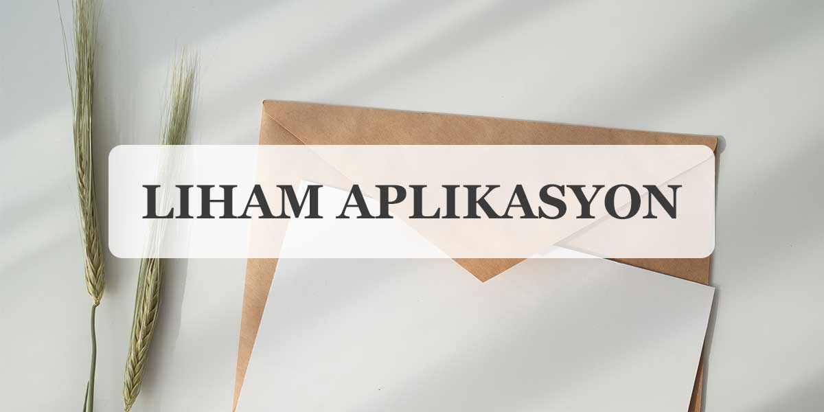 liham-aplikasyon